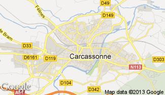 Plan de Carcassonne