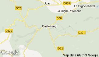 Plan de Castelreng
