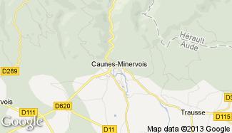 Plan de Caunes-Minervois