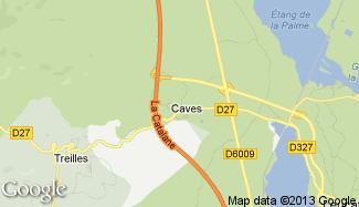 Plan de Caves