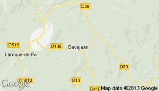Plan de Davejean
