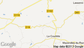 Plan de Fenouillet-du-Razès