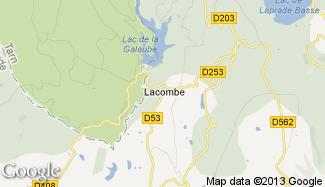 Plan de Lacombe