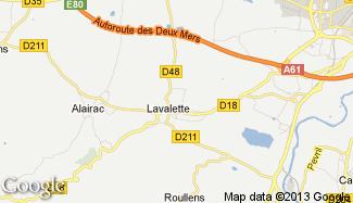 Plan de Lavalette