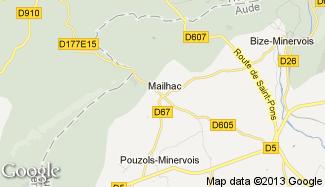 Plan de Mailhac