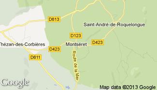 Plan de Montséret