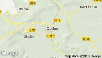 Plan de Quillan