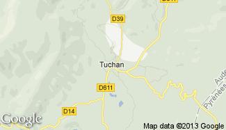 Plan de Tuchan