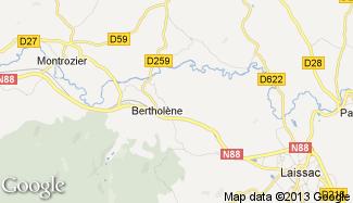 Plan de Bertholène