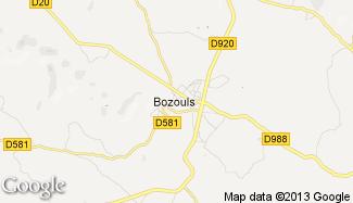 Plan de Bozouls