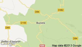 Plan de Buzeins