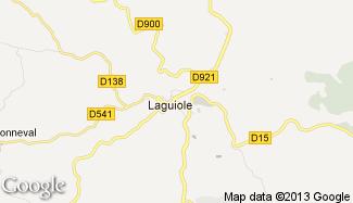 Plan de Laguiole