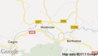 Plan de Montrozier