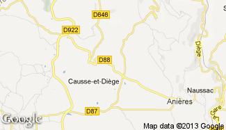 Plan de Causse-et-Diège