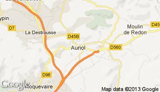 Plan de Auriol