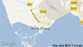 Plan de Berre-l'Étang