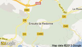 Plan de Ensuès-la-Redonne