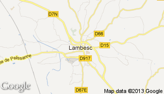 Plan de Lambesc