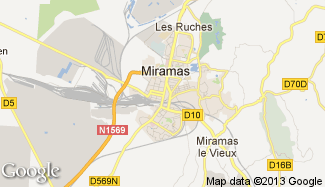 Plan de Miramas