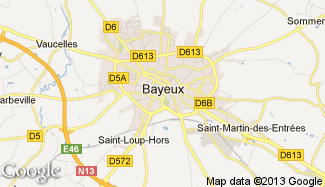 Plan de Bayeux