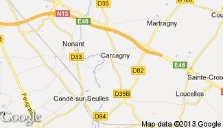 Plan de Carcagny