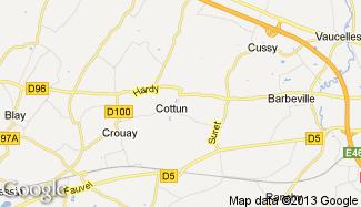 Plan de Cottun