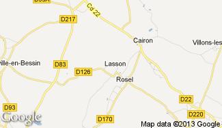 Plan de Lasson