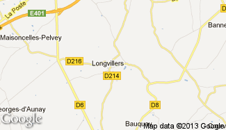 Plan de Longvillers