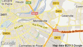 Plan de Mondeville