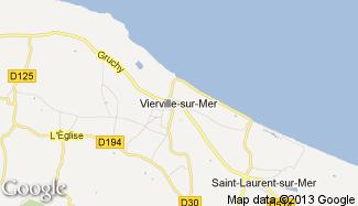 Plan de Vierville-sur-Mer