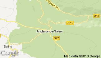 Plan de Anglards-de-Salers