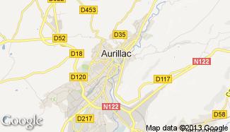 Plan de Aurillac