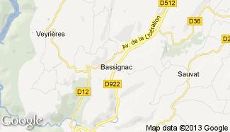 Plan de Bassignac