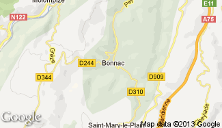 Plan de Bonnac
