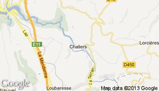 Plan de Chaliers