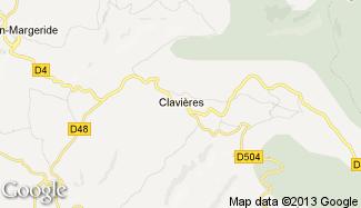 Plan de Clavières