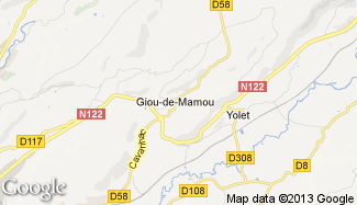 Plan de Giou-de-Mamou