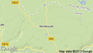 Plan de Montboudif