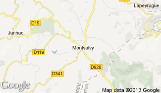 Plan de Montsalvy