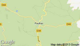 Plan de Paulhac