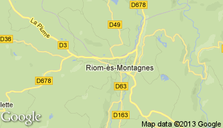 Plan de Riom-ès-Montagnes