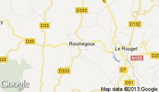 Plan de Roumégoux