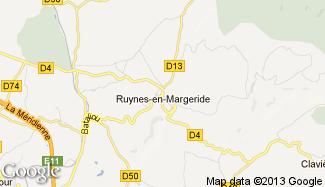 Plan de Ruynes-en-Margeride