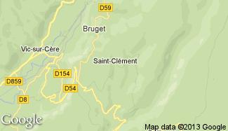 Plan de Saint-Clément