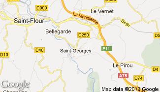 Plan de Saint-Georges