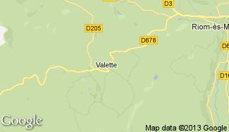 Plan de Valette
