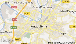 Plan de Angoulême