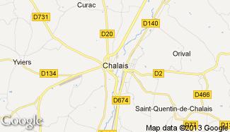 Plan de Chalais