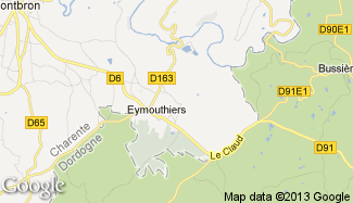 Plan de Eymouthiers