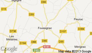 Plan de Foussignac
